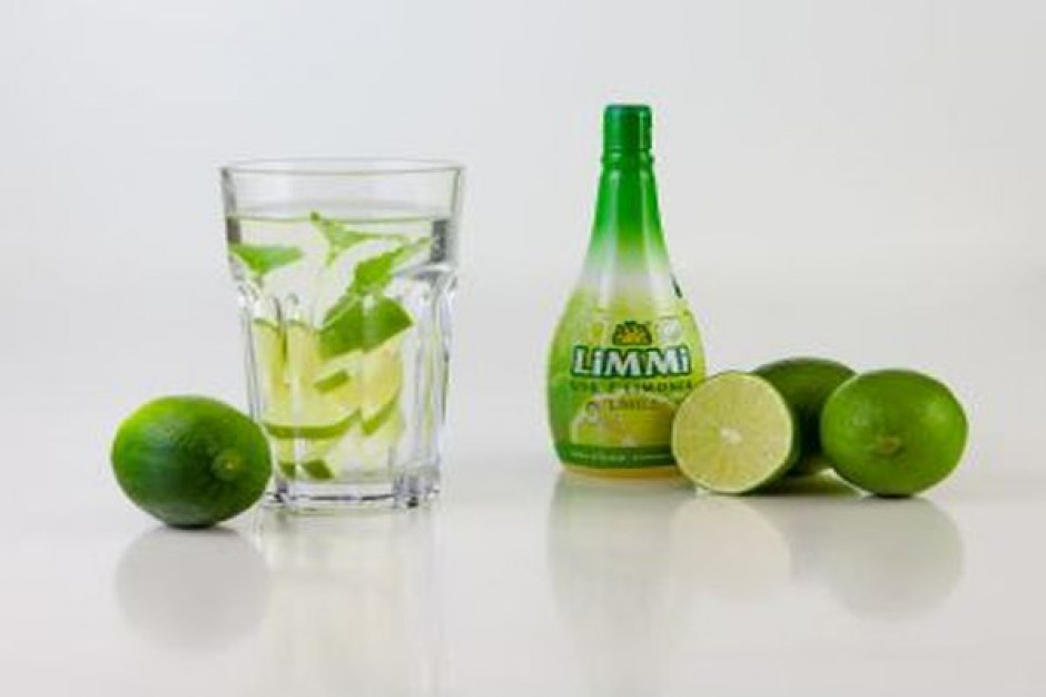 Sok z limonek marki Limmi