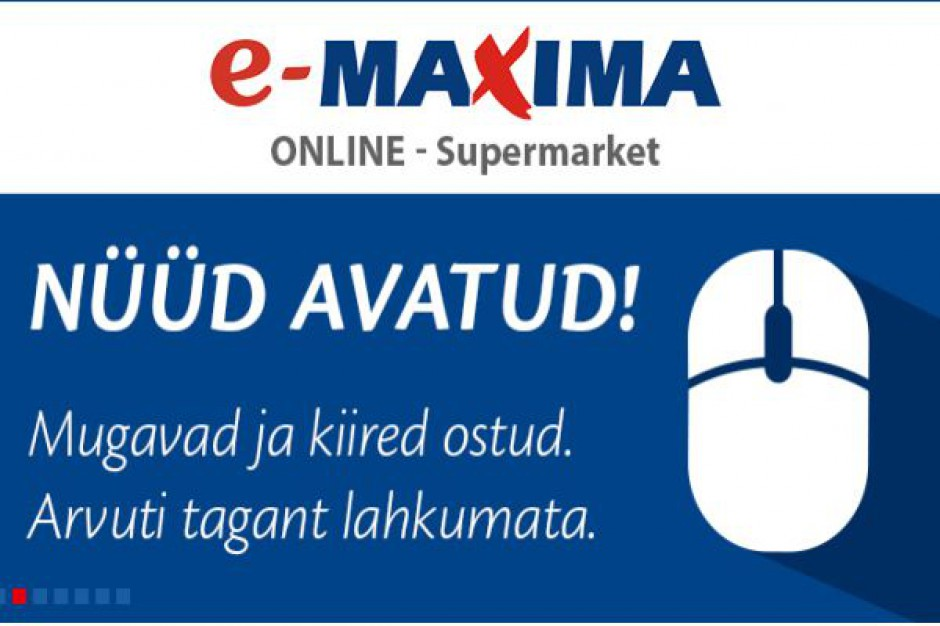 Właściciel sieci Aldik ruszył z e-sklepem w Estonii
