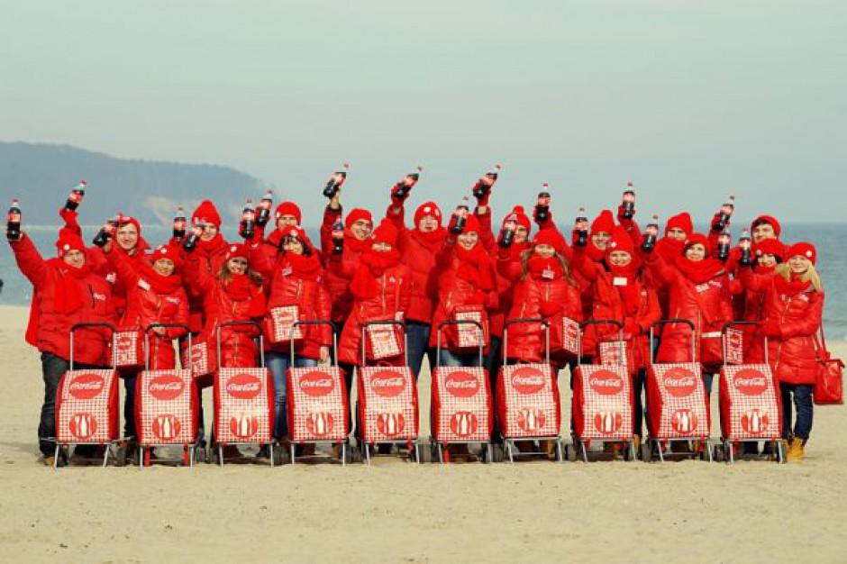 Coca-Cola odwiedzi setki tysięcy Polaków