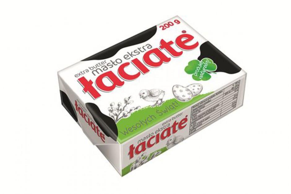 Limitowana edycja masła Łaciate