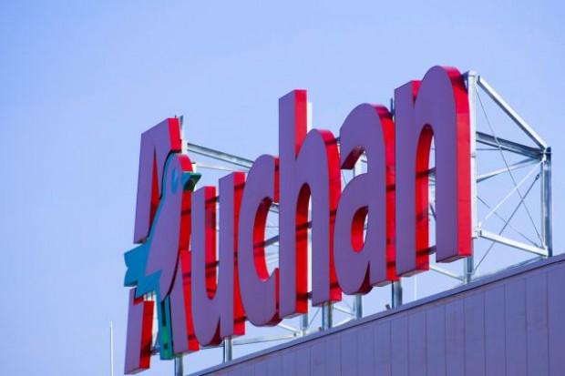 Przejęcie hipermarketów Real podniosło wartość Grupy Auchan o ponad 250 mln euro