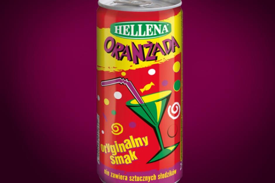 Colian promuje oranżadę Hellena poprzez product placement w kolejnych produkcjach telewizyjnych