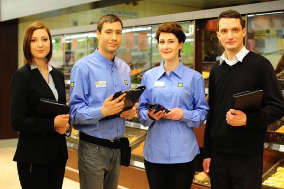 Lidl: 20 mln zł na szkolenia oraz samochód służbowy dla każdego managera sklepu