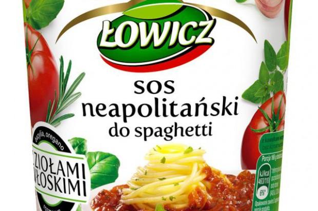 Łowicz poszerza ofertę sosów