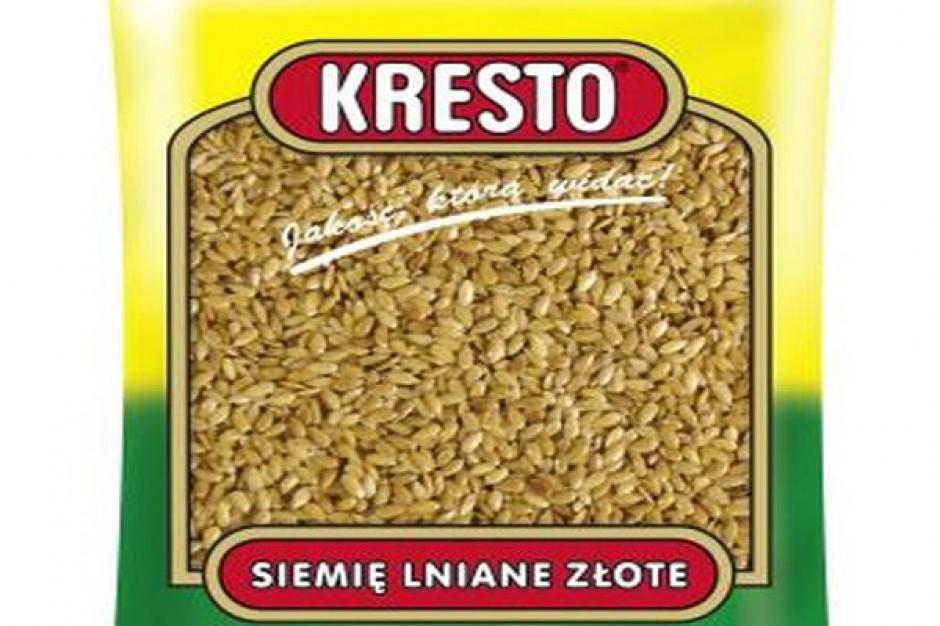 Siemię lniane złote marki Kresto