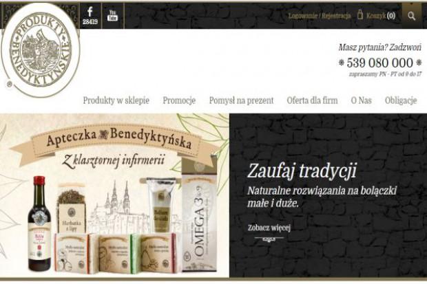 Właściciel marki Produkty Benedyktyńskie wyemituje obligacje, chce pozyskać z rynku 400 tys. zł