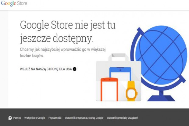 Google Store wkrótce w Polsce?