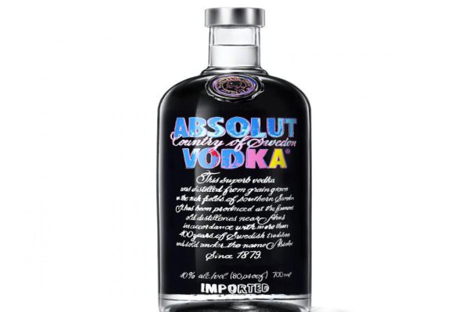 Limitowana edycja butelki Absolut Andy Warhol