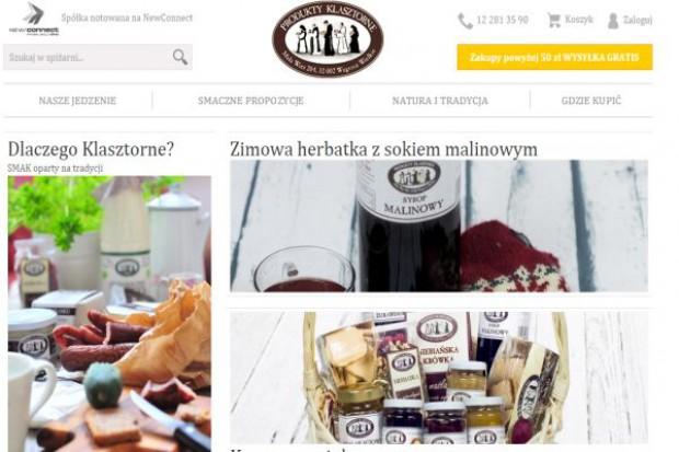 Produkty Klasztorne: Wzrost straty netto konsekwencją zaistnienia w sieci Freshmarket