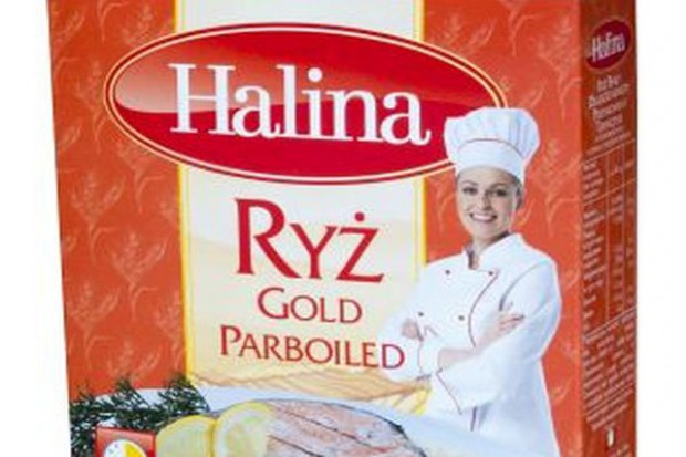 Ryż Gold Parboiled marki Halina