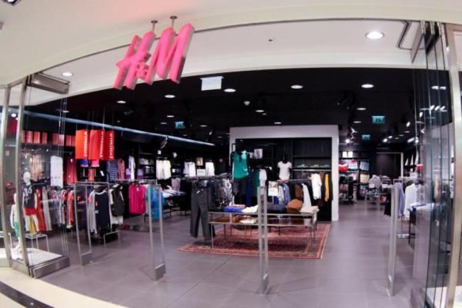 Sprzedaż H&M rośnie dzięki e-commerce