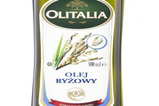 Olej Ryżowy marki Olitalia