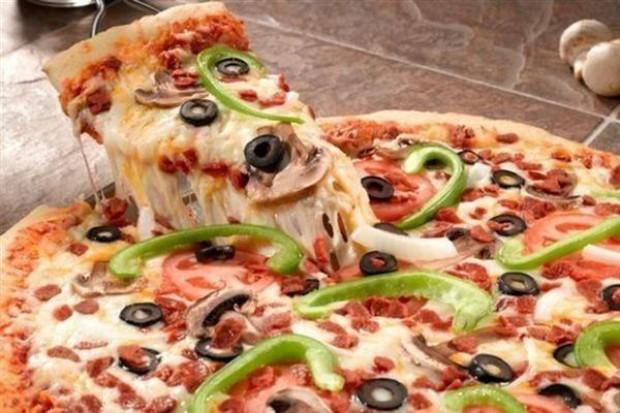 Polak skonstruował pizzowóz