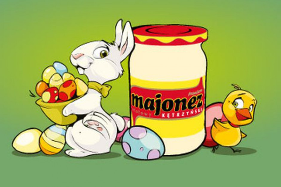 Wielkanocna kampania Majonezu Kętrzyńskiego