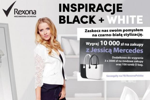 Blogerka modowa w kampanii Rexony