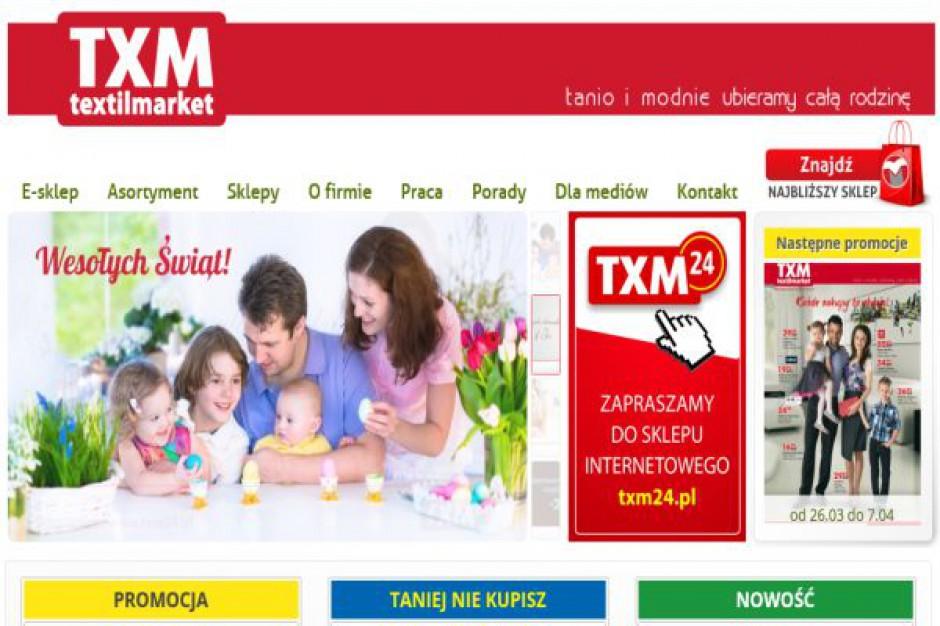 Textilmarket chce uruchomić 50 sklepów w Europie