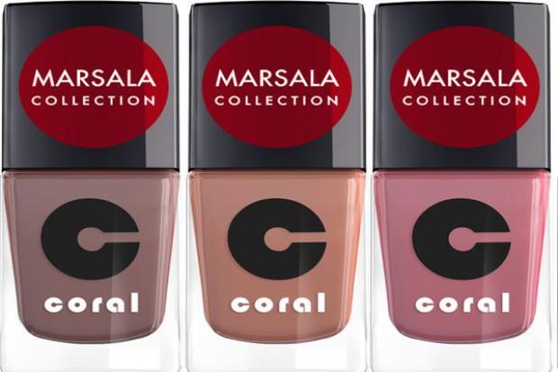 Nowa kolekcja lakierów Coral od Delia Cosmetics