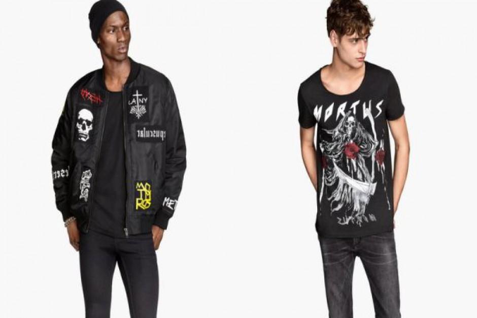 Metalowcy zakpili z kolekcji H&M