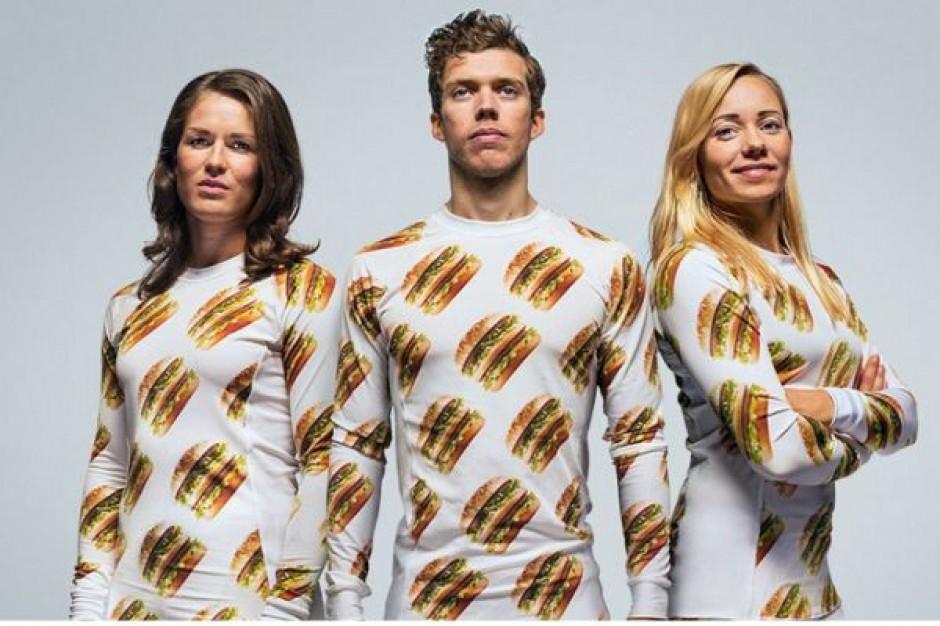 McDonald's zaprezentował własną kolekcję odzieży