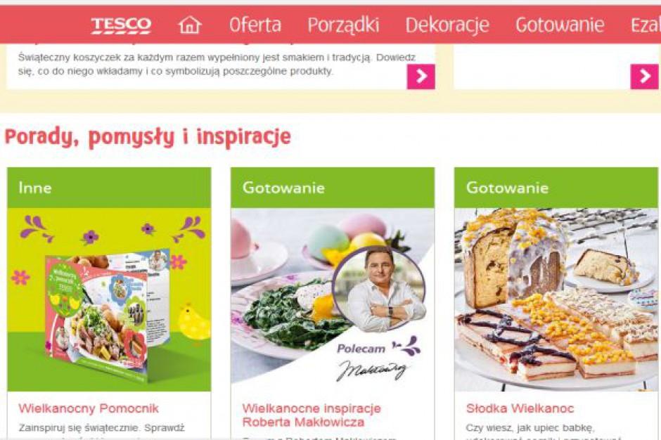 Tesco stawia na poradnictwo w reklamie