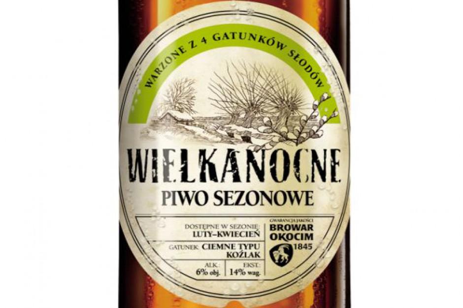 Piwo Wielkanocne pod marką Browar Okocim