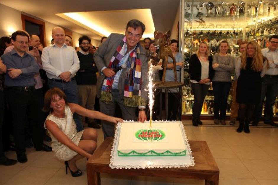 Grupa Eurocash świętuje 20-lecie. Wierzy, że konsumenci preferują mniejsze sklepy