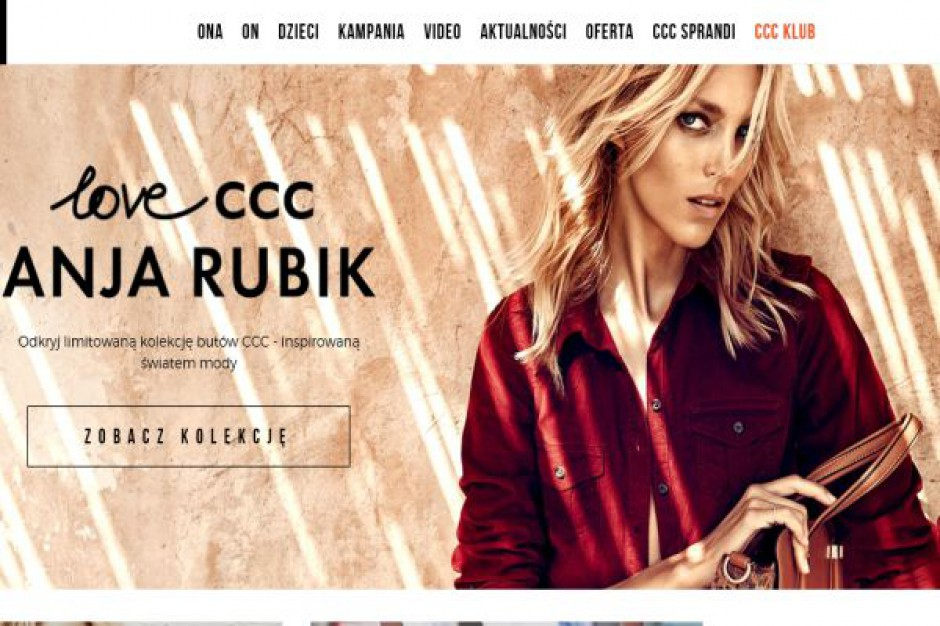 CCC uruchomi sklep internetowy