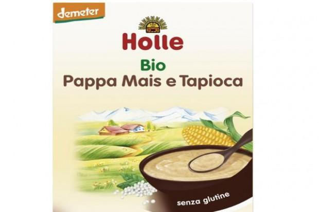 Kaszka kukurydziana z tapioką BIO marki Holle