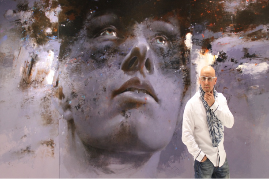 Sztuka wchodzi do galerii handlowej