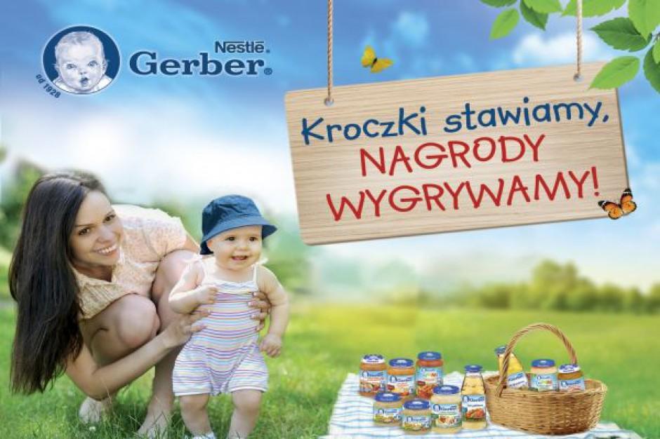 Nowa akcja promocyjna marki Gerber