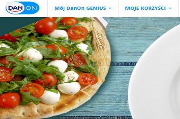 Danone stworzył aplikację z przepisami i planerem posiłków