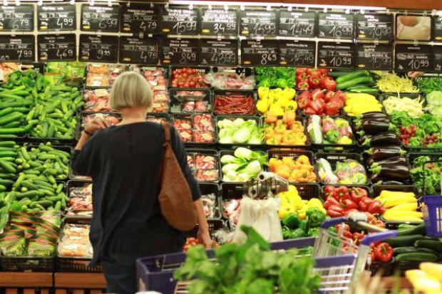 Koszyk cen: Supermarkety z podwyżkami przez ceny warzyw. Deflacja w odwrocie?