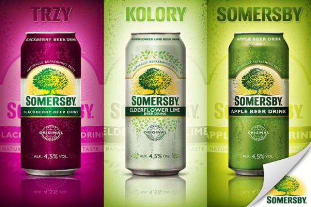 Elderflower Lime - nowy wariant Somersby