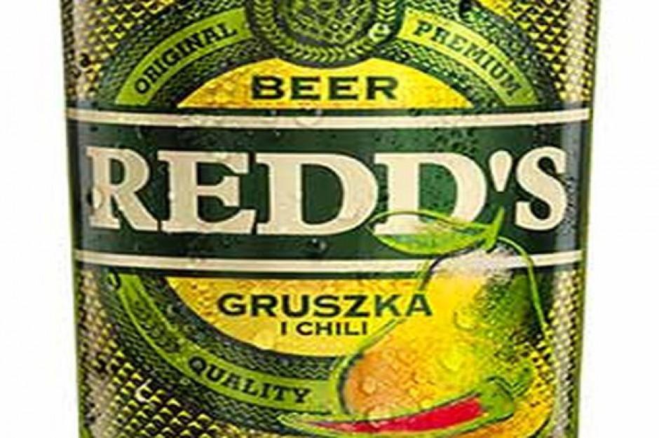 Nowy smak i odmienione opakowania Redd'sa