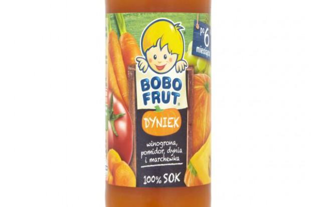 Bobo Frut poszerza portfolio soków