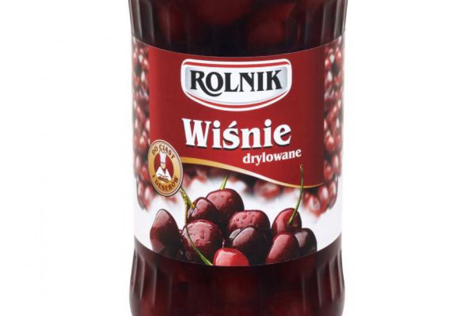 Wiśnie drylowane marki Rolnik