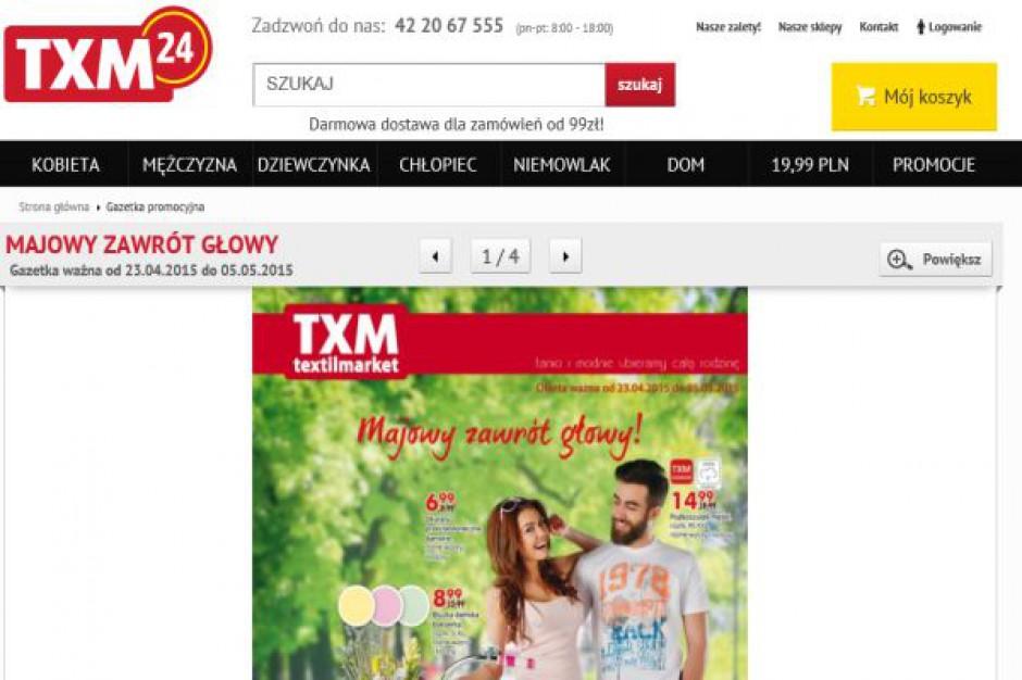 TXM: Reklama w gazetkach handowych zapewnia najlepsze wyniki sprzedażowe