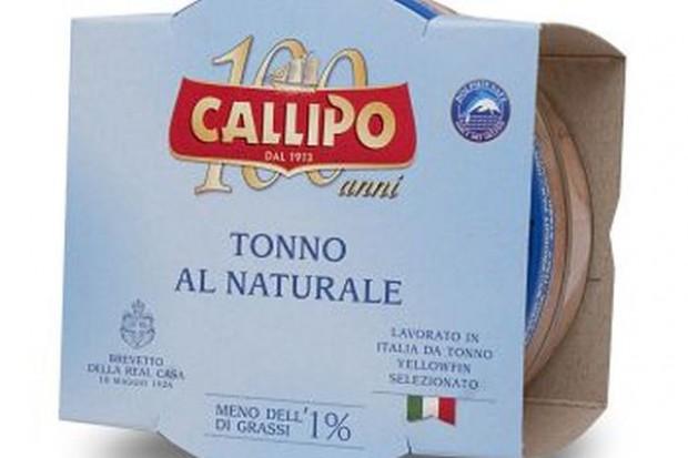 Tuńczyk w oliwie z oliwek i w sosie własnym marki Callipo