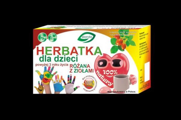 Herbatki dla dzieci Elanda