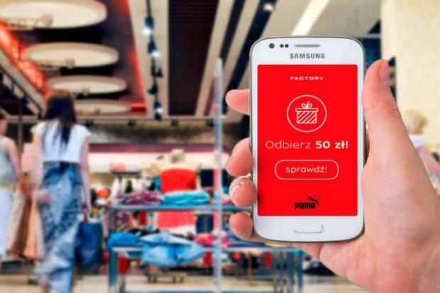 Pierwsze wdrożenie beaconów w centrum handlowym w Polsce