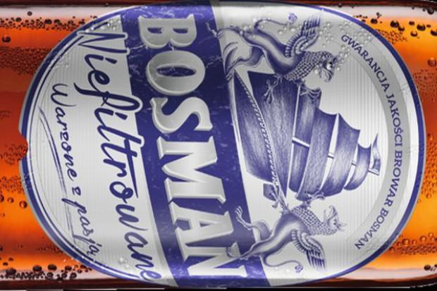 Bosman Niefiltrowane z Browaru Bosman
