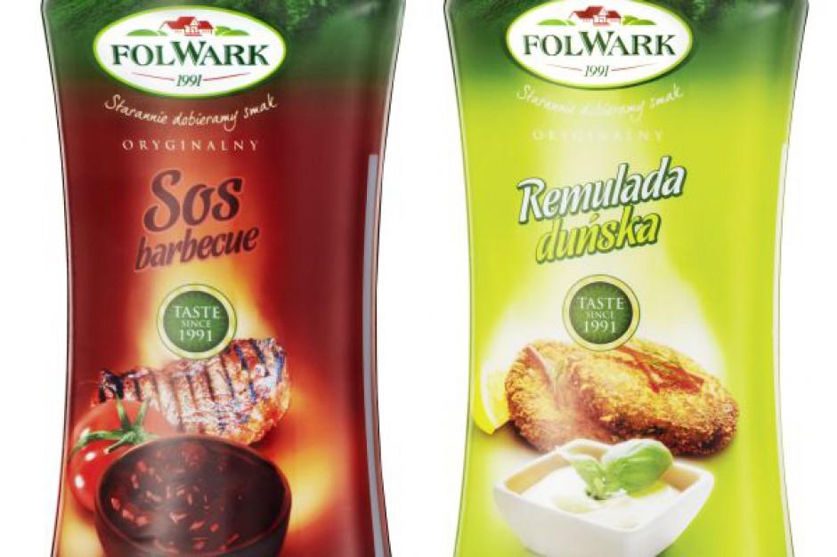 Sos barbecue i Remulada duńska Folwark