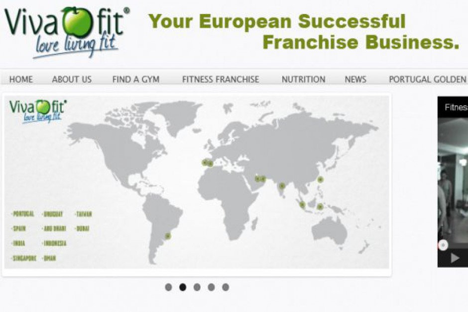 Portugalska sieć fitness klubów wchodzi do Polski