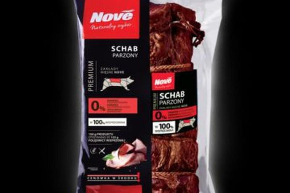 Schab parzony z linii PREMIUM marki Nove