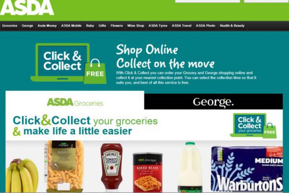 Walmart testuje rozwiązania Asdy dla e-zakupów spożywczych