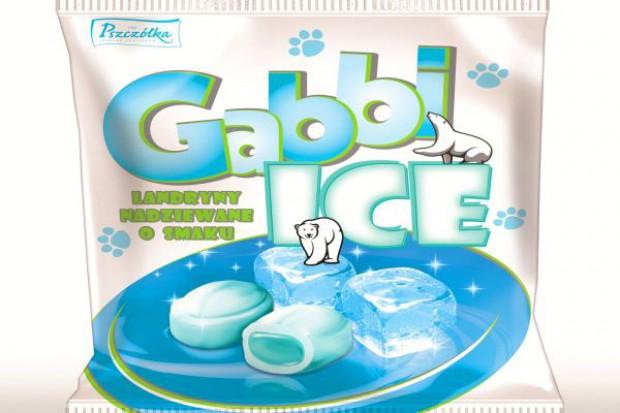 """Landrynki """"Gabbi Ice"""" - mroźna nowość z """"Pszczółki"""""""