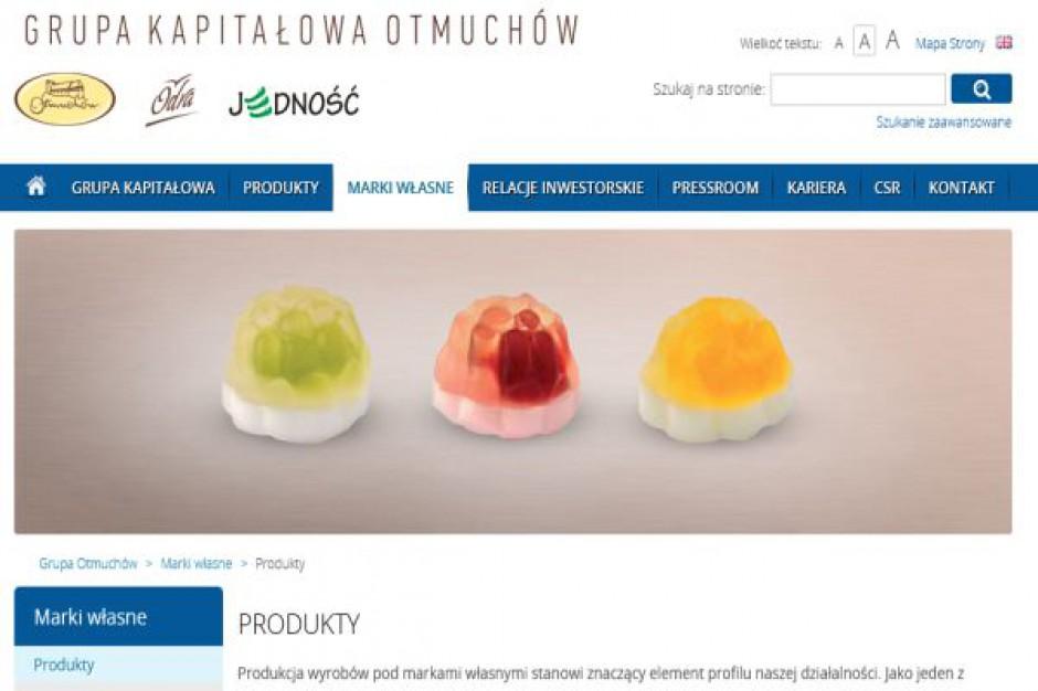 Grupa Otmuchów z 1,3 mln zł zysku netto w I kw. przez mniej intensywne akcje sprzedażowe w sieciach