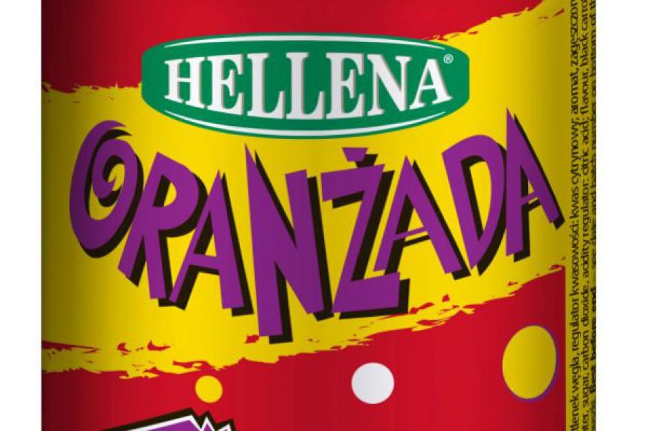 Ruszyła kampania telewizyjna Oranżady Hellena