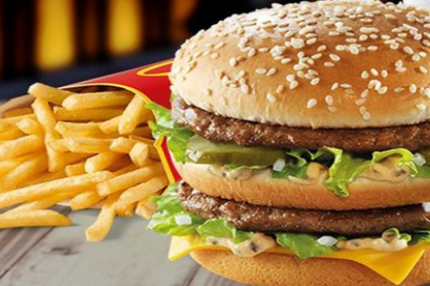 Na diecie z McDonalds schudł 30 kg. Teraz jest twarzą sieci