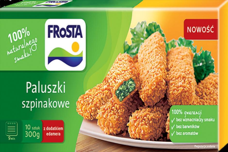 Paluszki warzywne marki Frosta